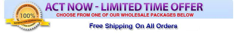 Free Shipping On All Himalayan Crystal Salt Orders