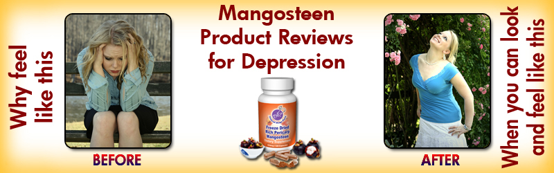 Natural Home Cures Freeze Dried Rich Pericarp Mangosteen for Depression Testimonials/Product Reviews