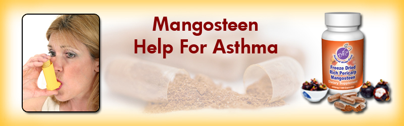 Natural Home Cures Freeze Dried Rich Pericarp Mangosteen Help For Asthma