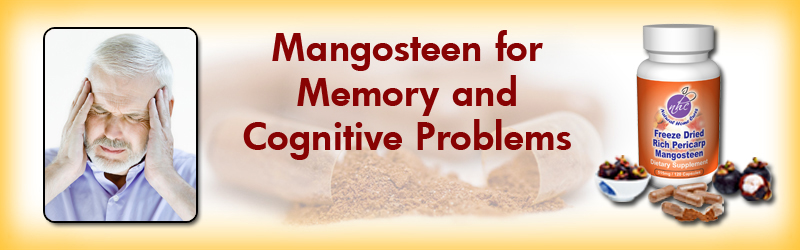 Natural Home Cures Freeze Dried Rich Pericarp Mangosteen For Your Memory And Cognition